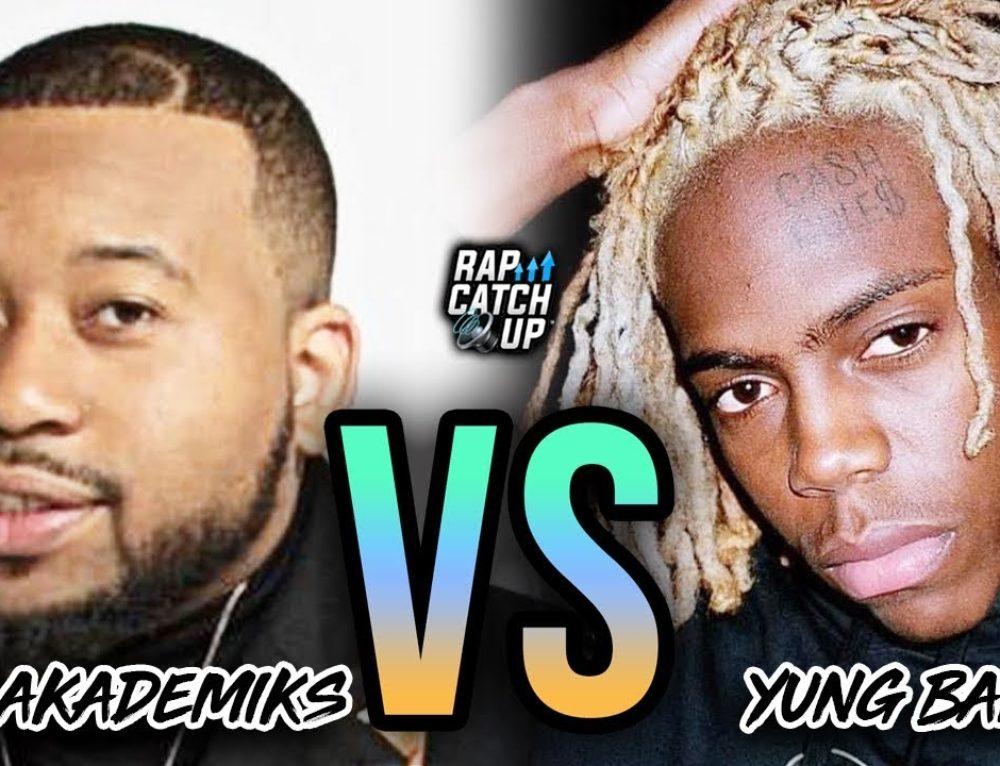 DJ Akademiks VS Yung Bans: Twitter Beef