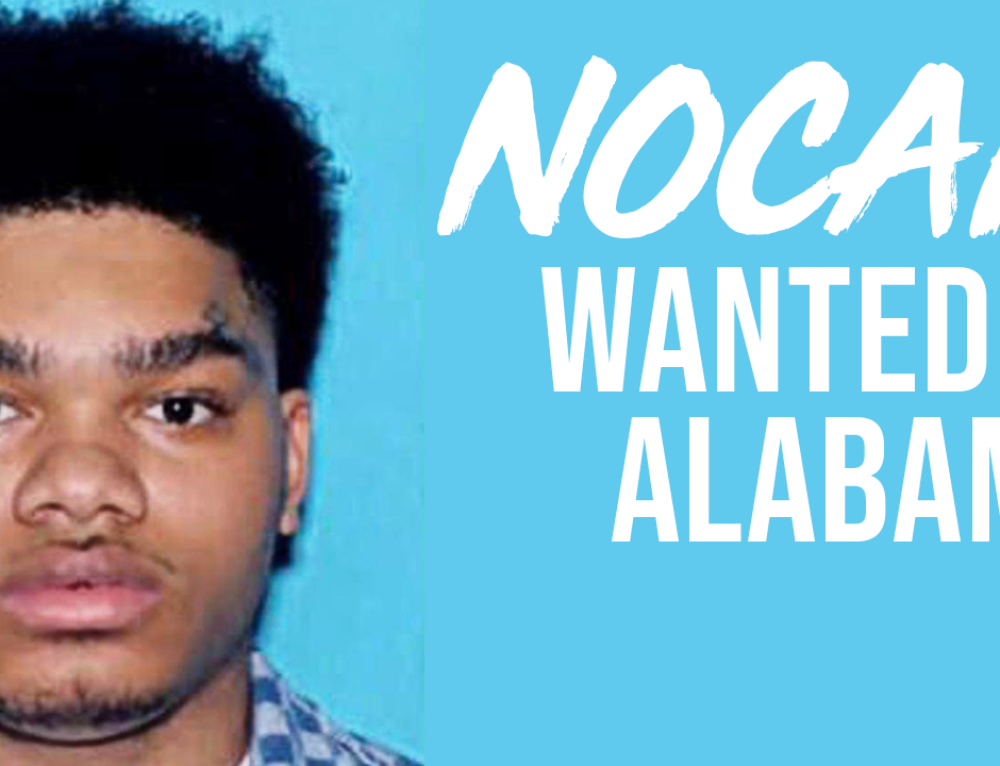 Mobile, AL's NoCap Wanted on Shooting Charges