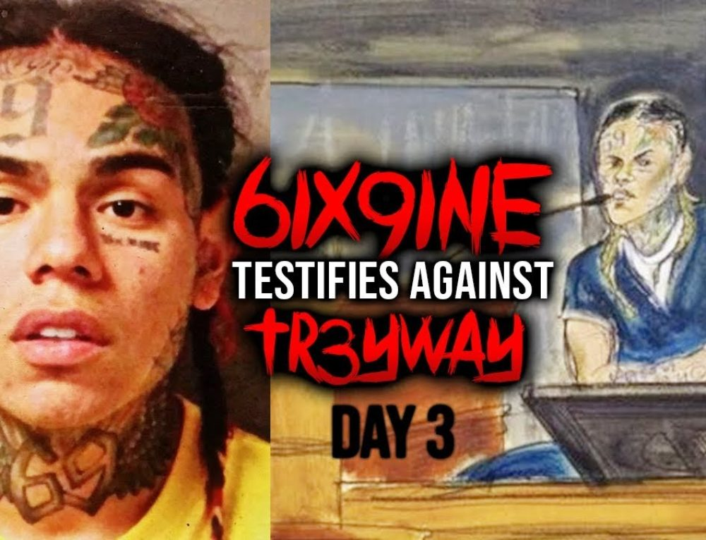 Final Day of 6IX9INE Testifying + Cross Examination – Says Jim Jones is 9Trey Member & More