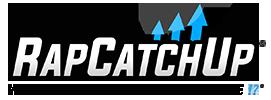 RapCatchUp Logo