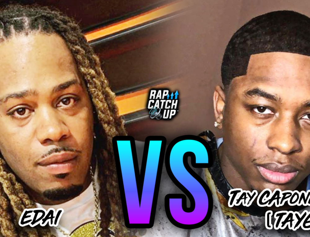 Edai VS Tay Capone (Tay600): Twitter Beef