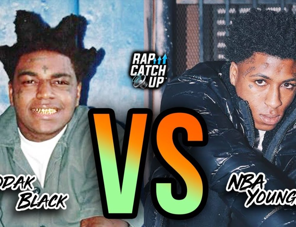 NBA Youngboy VS Kodak Black: Beef after Iyanna Mayweather Stabbing