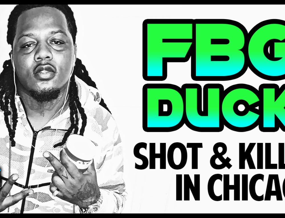 FBG Duck Shot & Killed in Gold Coast, Chicago