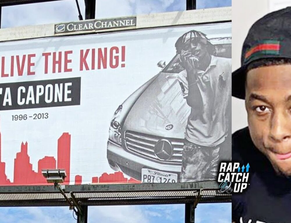 Tay Capone (Tay600) Buys L'A Capone Billboard + L'A's Mom & Sister React