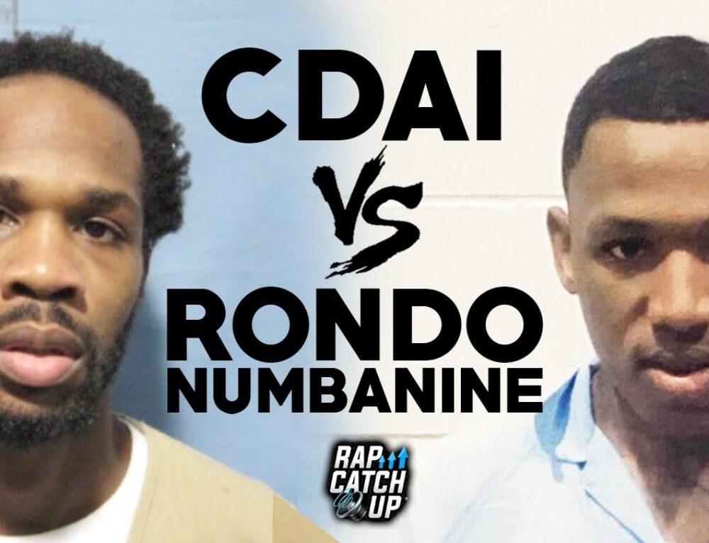 "Cdai: RondoNumbaNine's Appeal Paperwork is ""a slick way of Telling"" (+CAPTIONS)"
