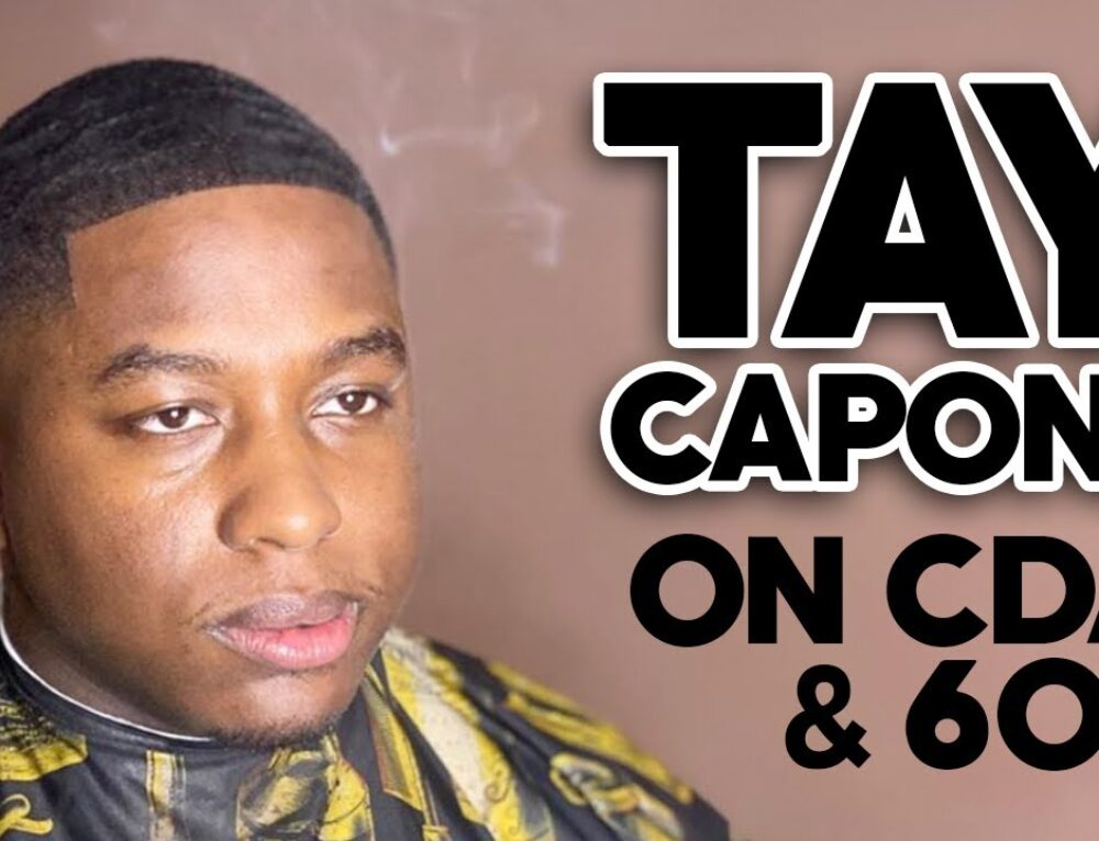 Tay Capone (Tay600) Speaks on Cdai + Rest of 600