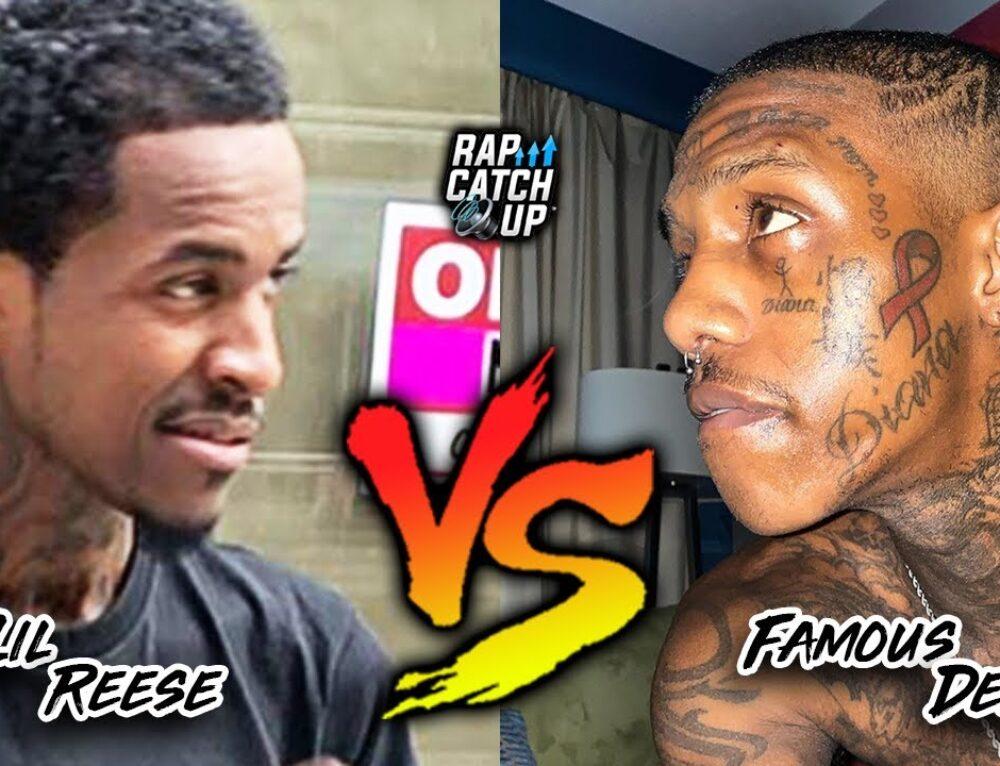 Lil Reese VS Famous Dex
