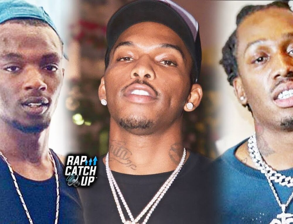 600Breezy & Memo600 Mock FBG's Wooski for allegedly getting Jumped