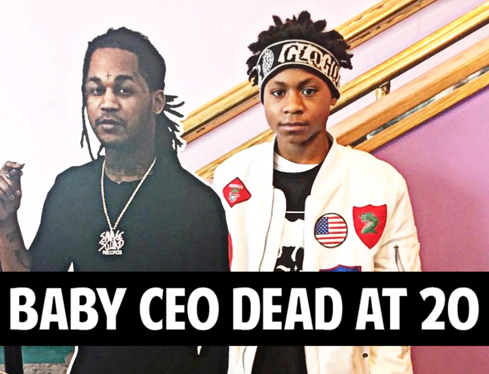 Memphis Rapper Baby CEO (aka Big CEO) Shot Dead at 20 Years Old