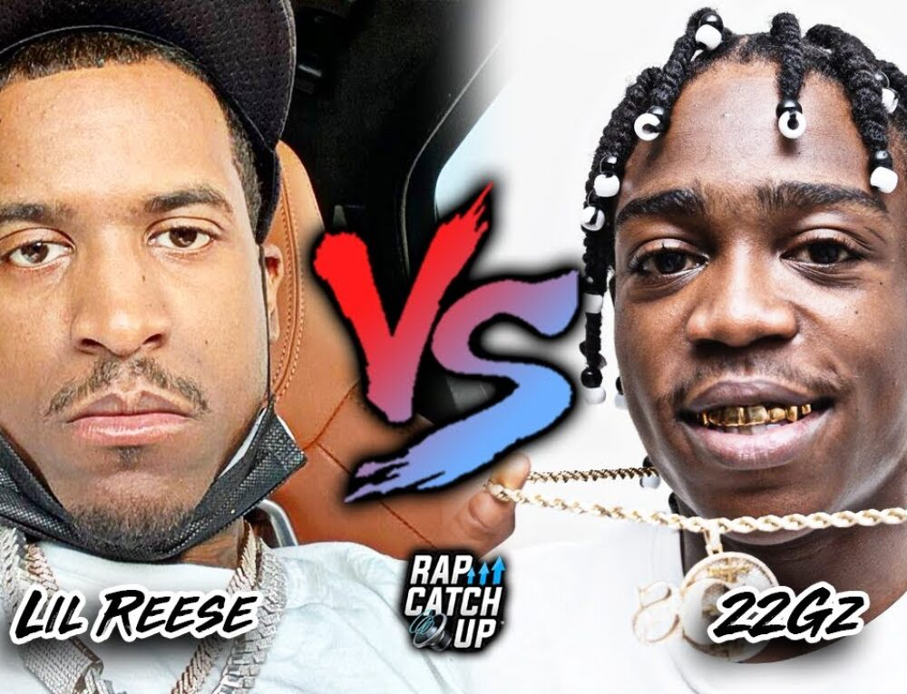 Lil Reese VS 22GZ: Twitter Beef