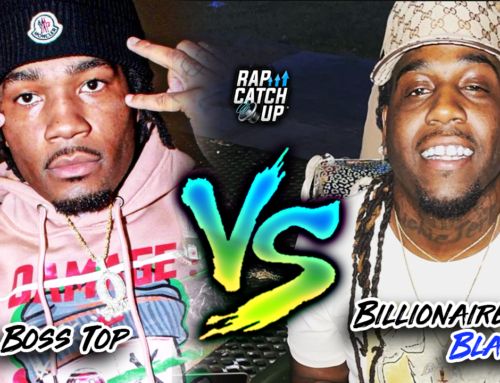 O-Block's Boss Top VS Billionaire Black: Twitter Beef