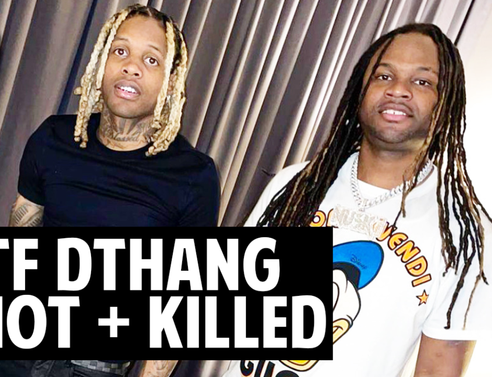 LiL Durk's Brother OTF DThang Shot & Killed outside Club in Chicago