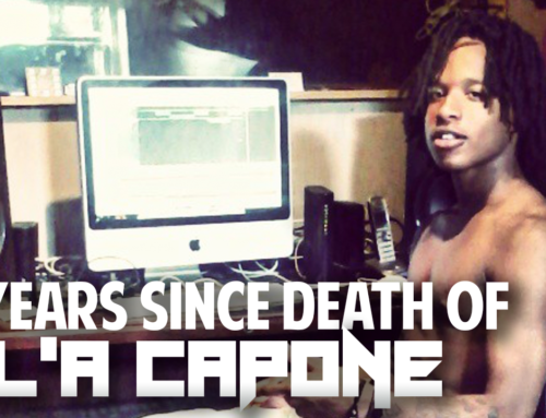 8 Year Anniversary of the death of L'A Capone